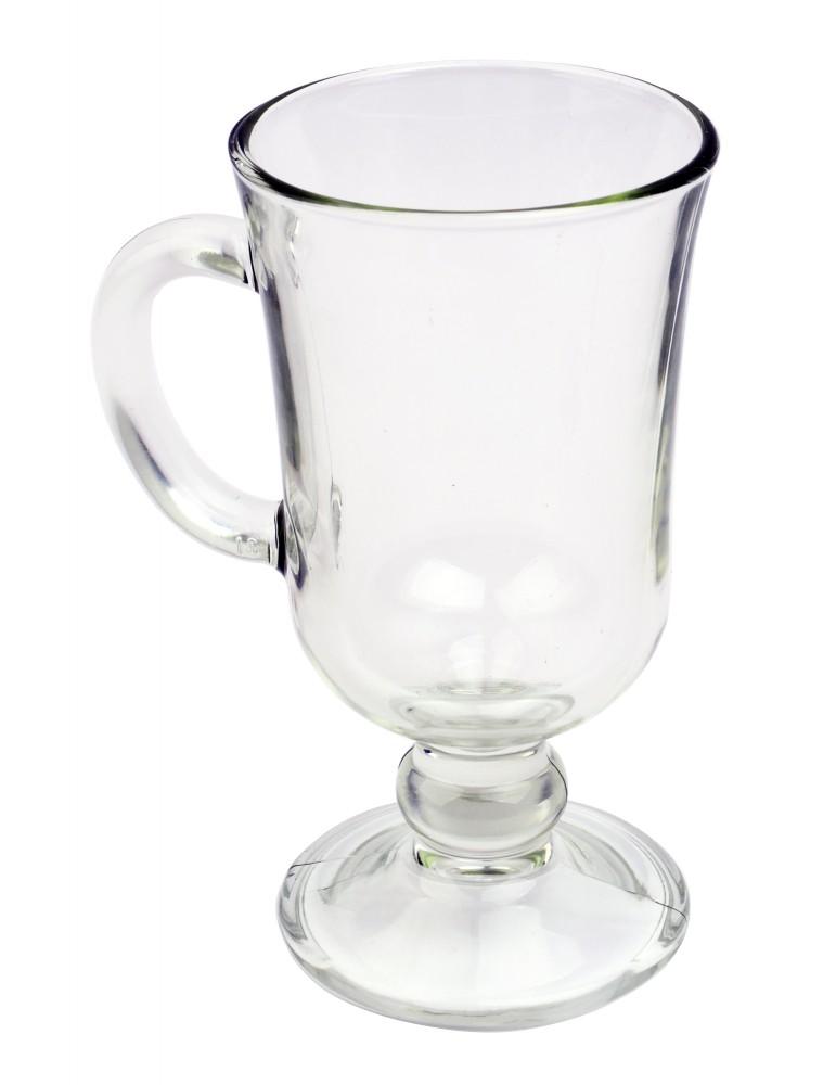 Szklanka na stopce do kawy...