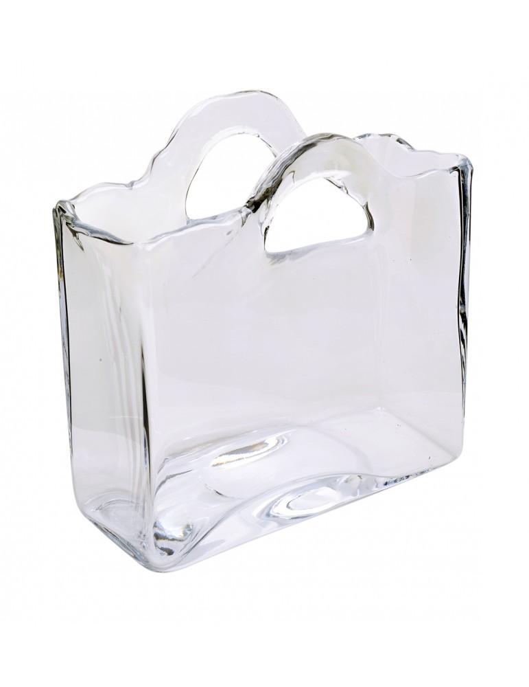 Pojemnik szklany walizka...