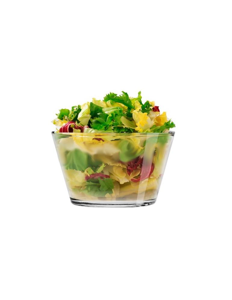 Salaterka szklana 21cm HS...