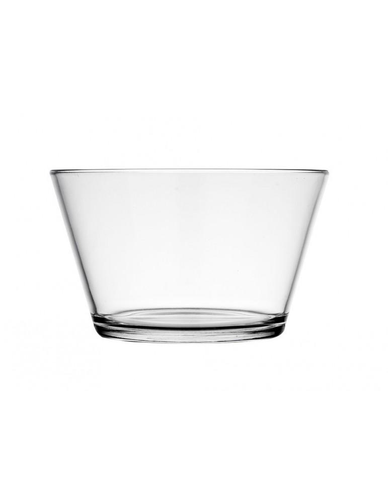 Jasło szklana miska...