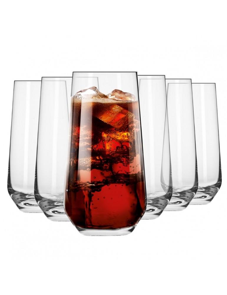 Krosno szklanki long drink...