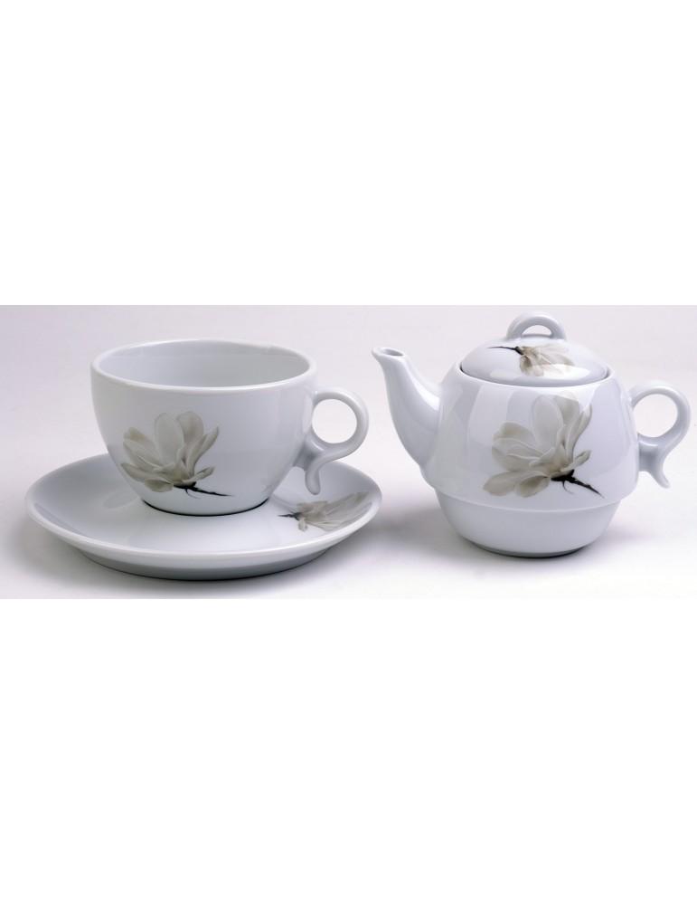 Komplet czajnik filiżanka...