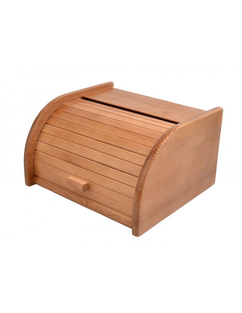 Chlebak drewniany, sosnowy...