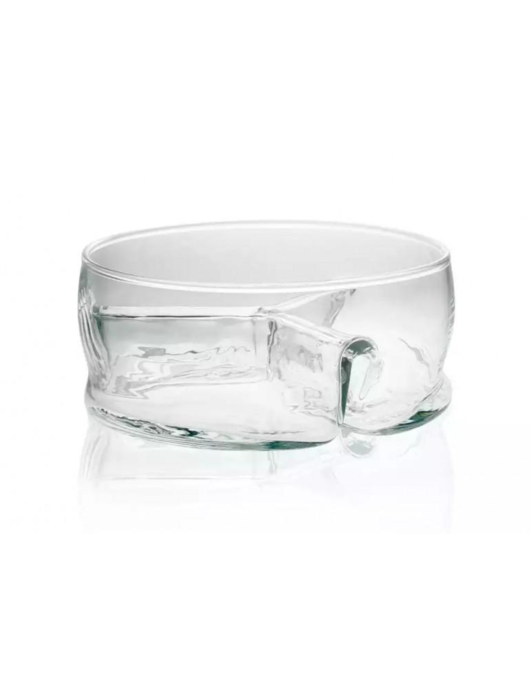 Salaterka szklana 3-dzielna...