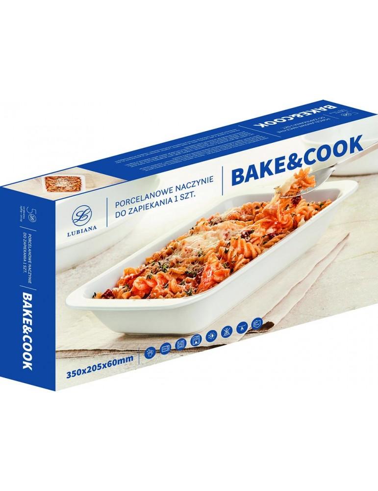 Naczynie 35 cm Bake & Cook...
