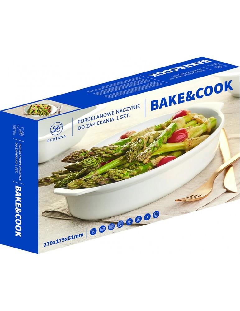 Naczynie 27 cm Bake&Cook do...