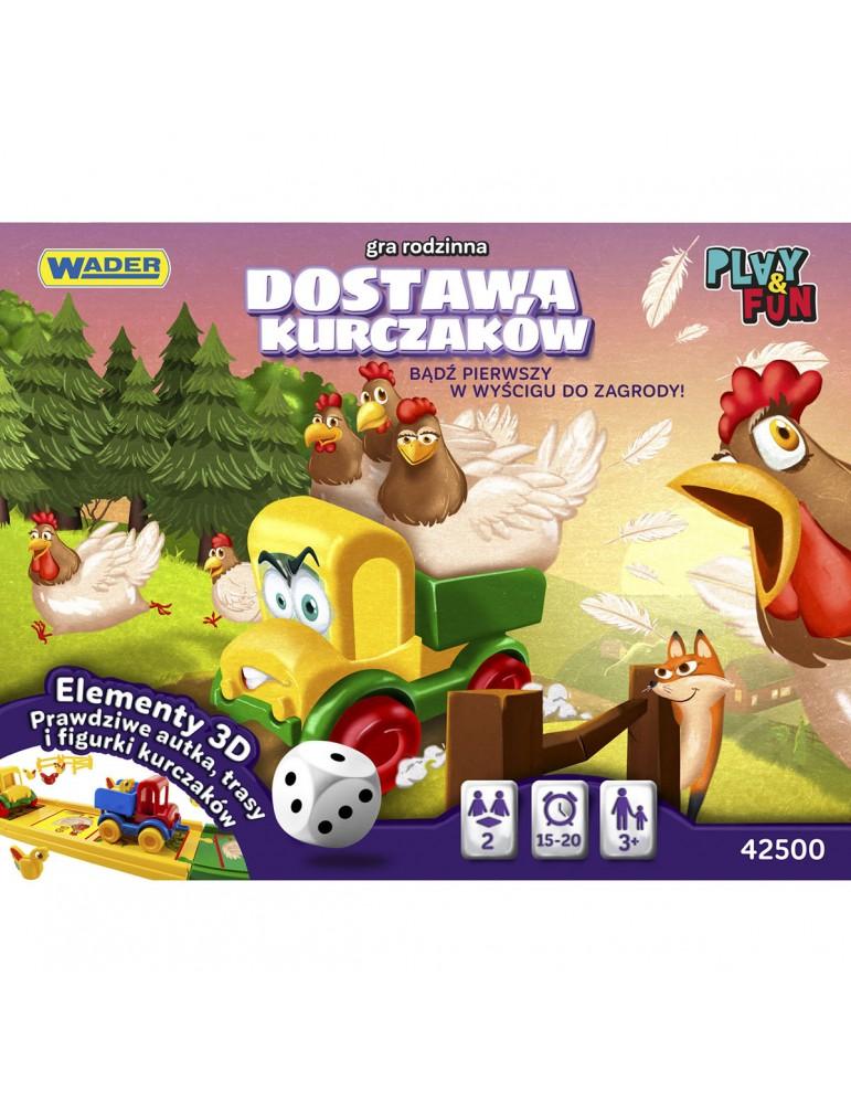 Wader Play & Fun Dostawa...