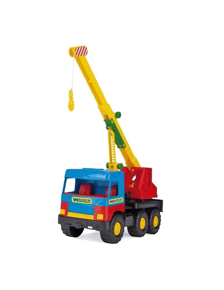 Wader middle truck dźwig...