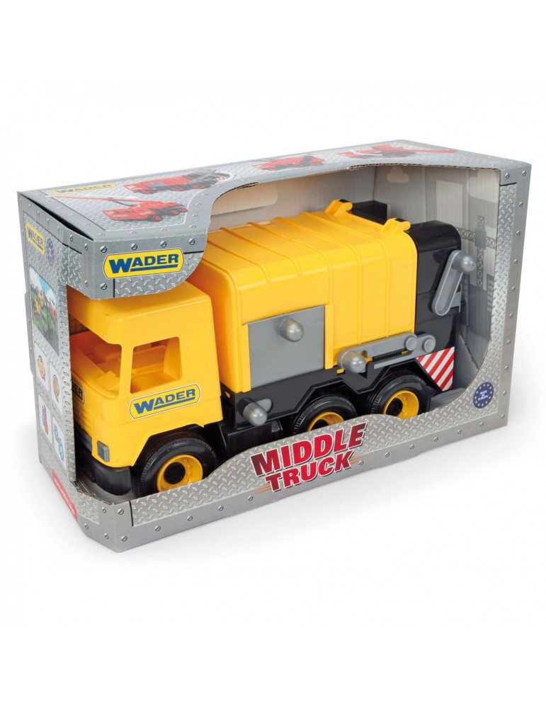 Wader middle truck...