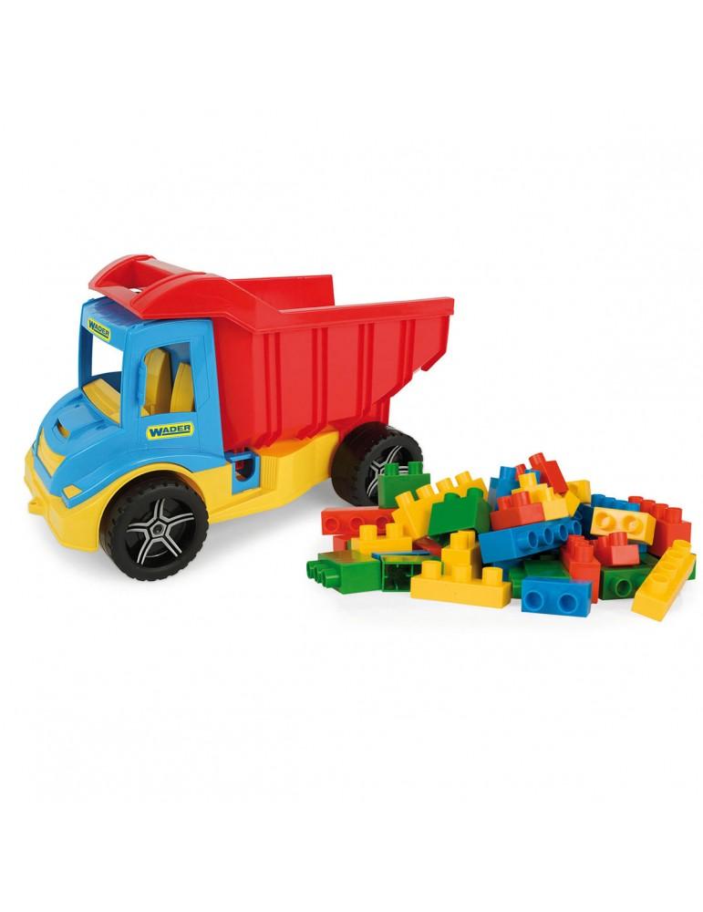 Wader multi truck wywrotka...