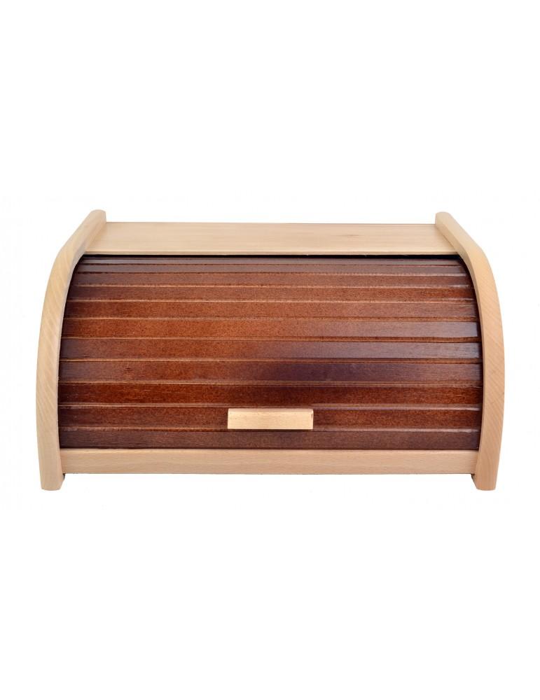 Chlebak drewniany żaluzjowy...