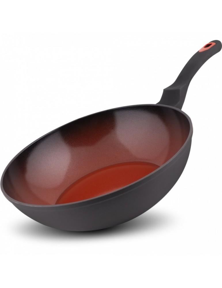 Patelnia 28 cm wok...