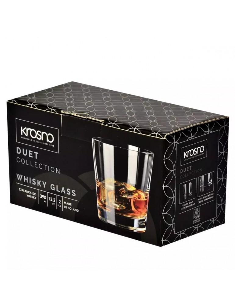Krosno zestaw szklanek duet...