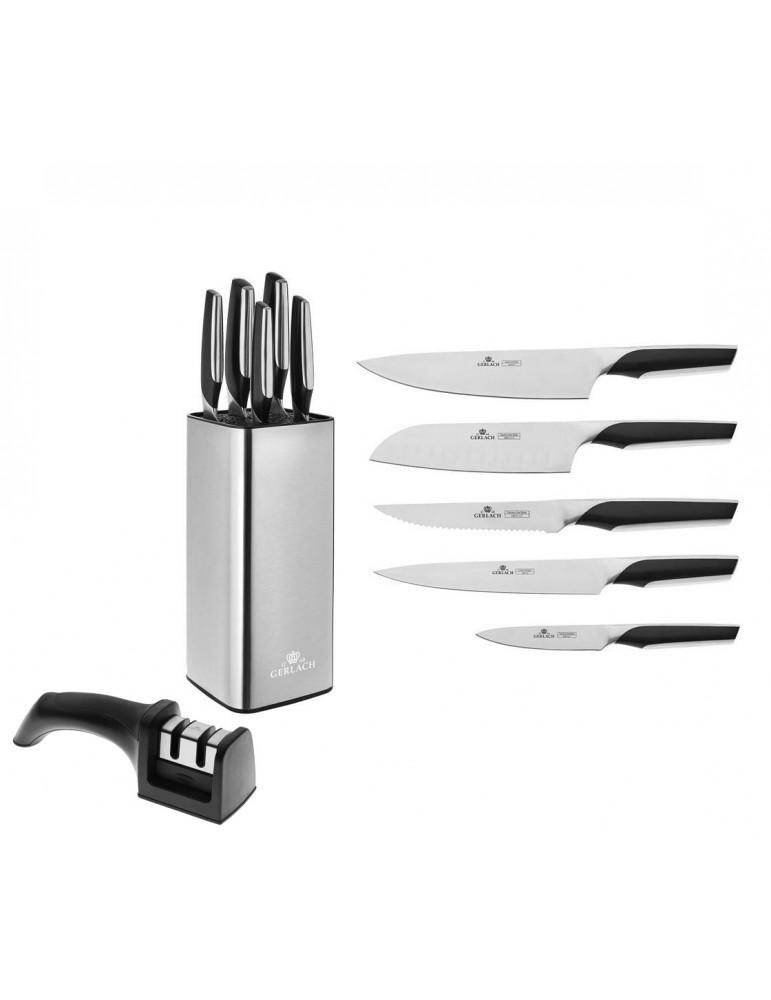 Zestaw noży kuchennych w...